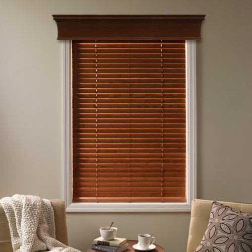 Wood Valances Window Treatments : How to mix and match window treatments the finishing touch