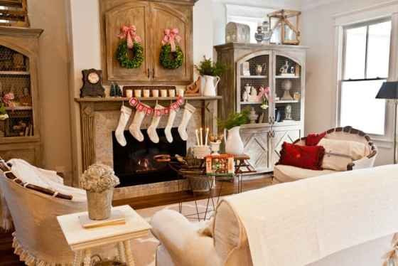 Cedar Hill Farmhouse Christmas Decor