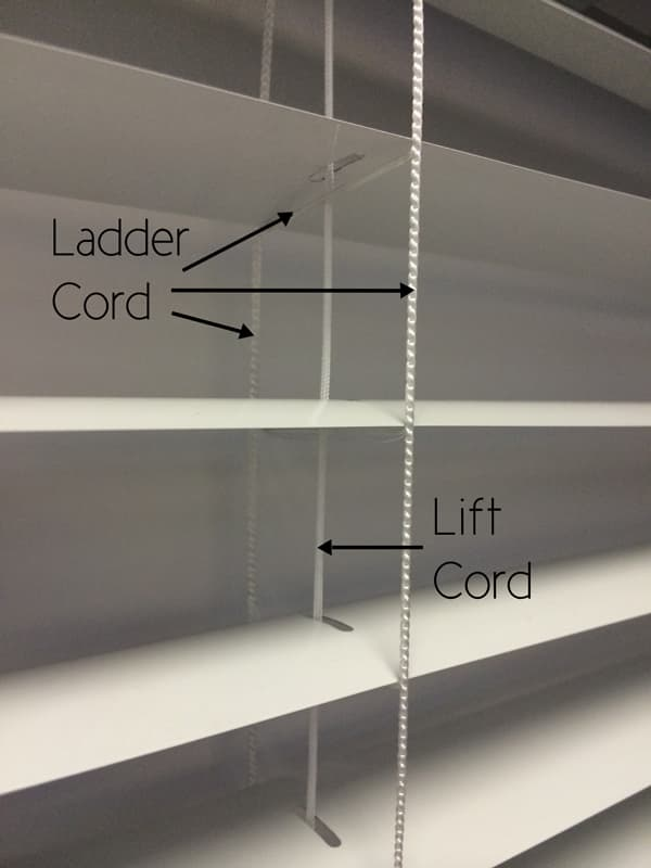 Many Scrap Metal Yards And Recycling Centers Won T Accept Full Blinds Only The Aluminum Steel Or Vinyl Parts Cut The Lift Cords And Ladder Cords To Free