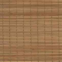 Deluxe Woven Wood Shades in Galapagos Natural