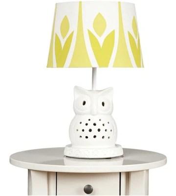Lolli Living Owl Lamp Base