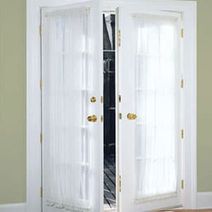 sheer-shades-for-doors & 10 Things You MUST Know When Buying Blinds For Doors - The ... Pezcame.Com