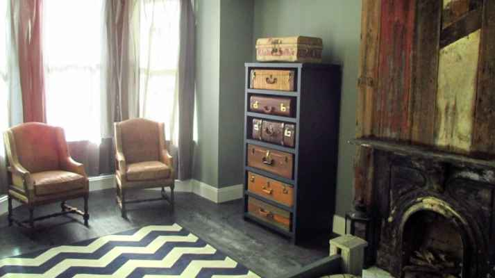 Josh and Geoff Guest Bedroom Rowhouse Showdown