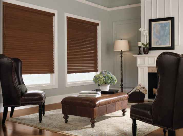 levolor wood blinds