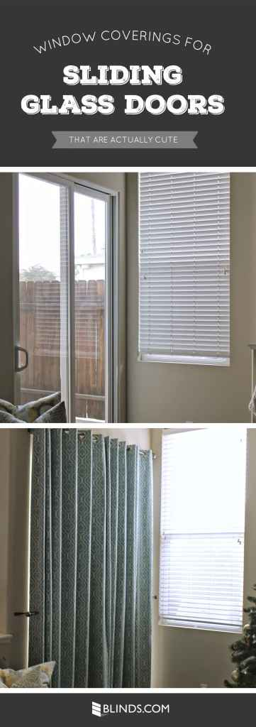 Window Coverings For Sliding Glass Doors That Are Actually