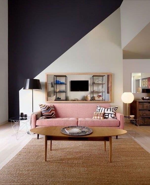 Rose Quartz couch