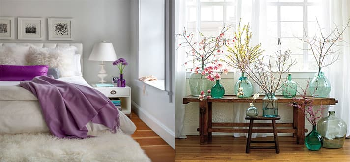 Mid Season Decor: Winter to Spring Decorating Ideas - The ...
