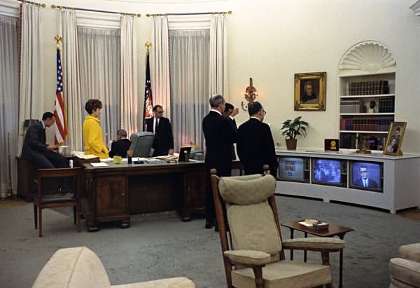Oval Office Decor Through The Decades The Blinds Com Blog