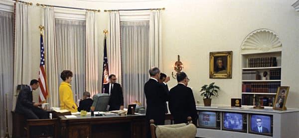 Oval Office Decor Through The Decades