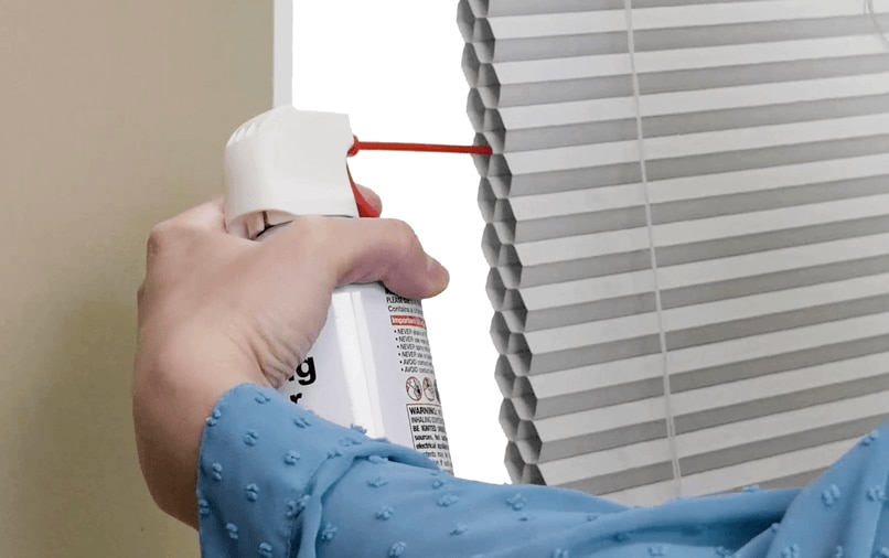 Lace Curtains And How To Clean Them Properly Compressed Air Clean Cell Shades