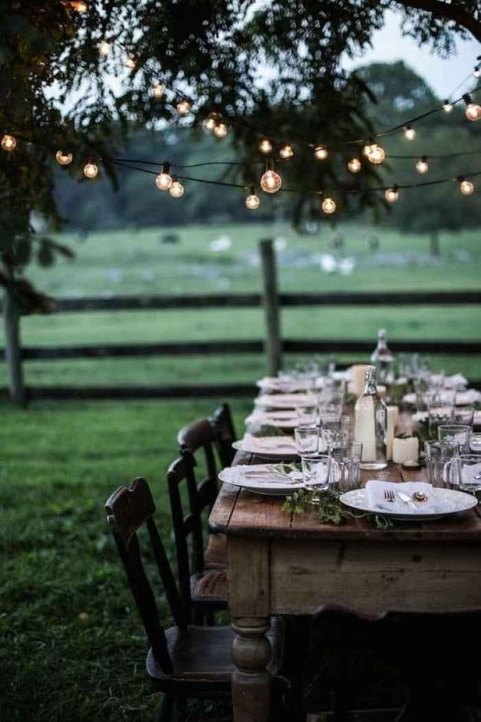outdoor dining summer