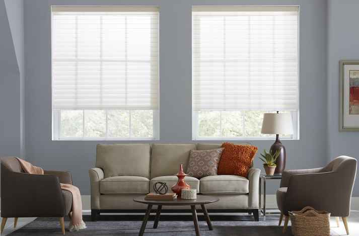 blinds.com radiance light filtering sheer shades