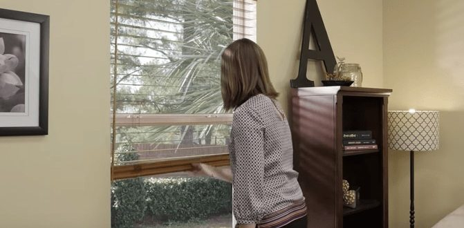 How Do Cordless Blinds Work The Finishing Touch