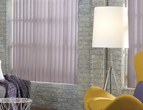bali crown vinyl vertical blind