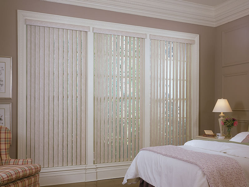 our brand mar 3 1 2 inch perforated vinyl vertical blind