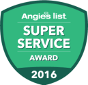 BlindsNMore is an Angie's List Super Service Award 2016