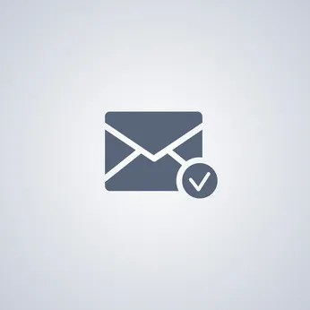 Mail ready icon