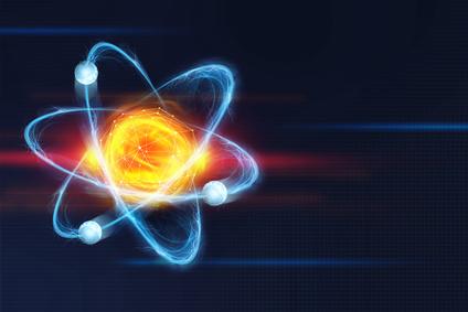 ElectronCGI Electron .Net image of an atom