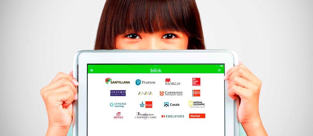 Foto de la aplicación BlinkLearning