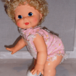 Upsy Baby by Kenner, standing