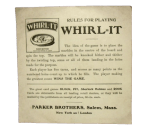 Parker Brothers, Whirl-It spinning top game