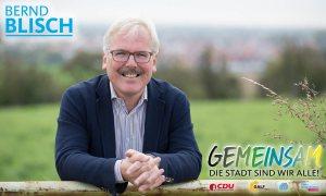 Bernd Blisch. Jetzt!