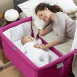 Dostawka do łóżka rodziców – Next2Me.