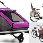 Fotelik rowerowy czy przyczepka?