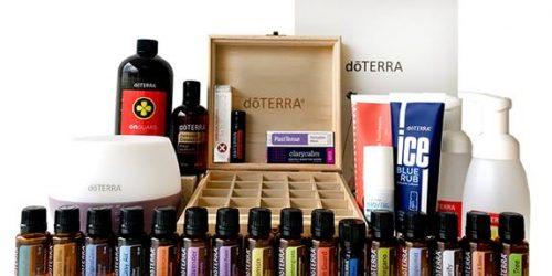 Doterra Natures Solution Aromatherapy Kit
