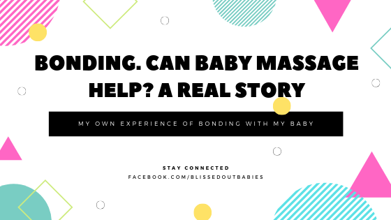 A blog about Baby massage for bonding.