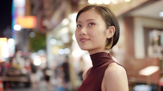 日本SK-II 廣告—讓女性打破年齡的束縛