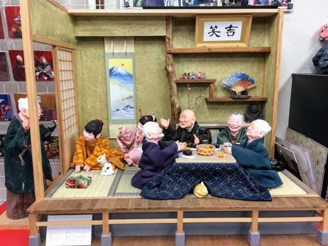 東京「指人形笑吉」工房 探索日本傳統手藝