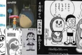 日本著名動畫的小知識 網友「揭密」驚嘆連連
