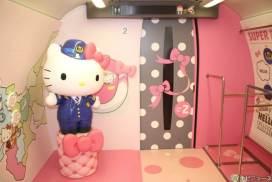 Hello Kitty新幹線詳細介紹 6月30日運行開始啦!