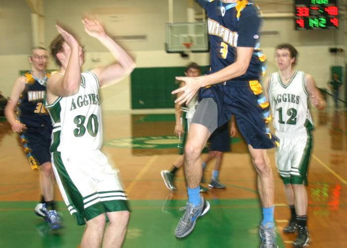 Men's area varsity basketball: Jan. 14-19