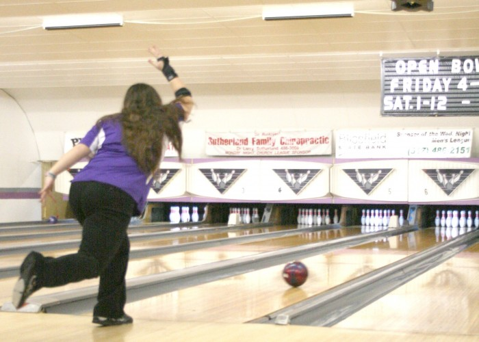 Cueto first-ever Blissfield bowler to go to state