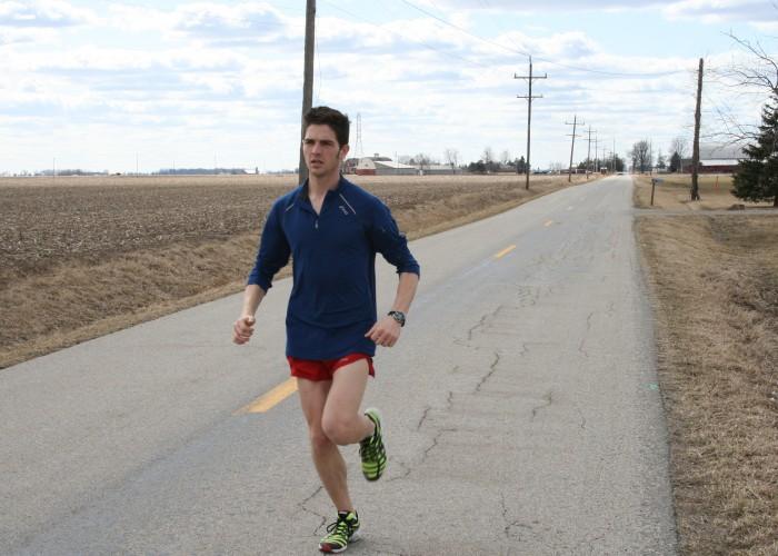 Yockey earns key position in Boston Marathon lineup