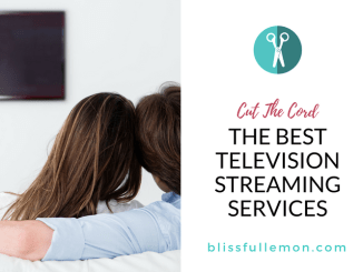 Cut The Cord: The Best Television Streaming Services. Learn about your options so you can say goodbye to your cable provider for good at blissfullemon.com/cut-the-cord