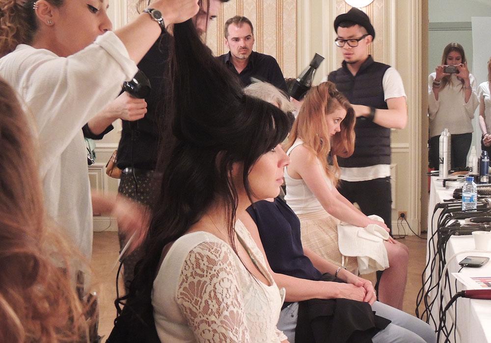 Clip Dove atelier coiffure2