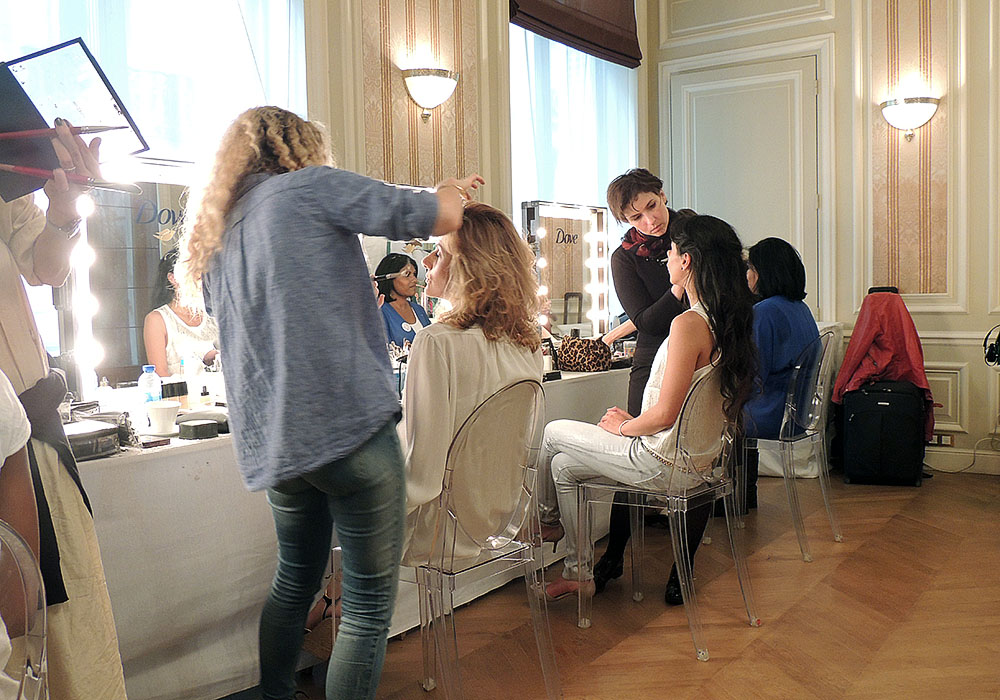 Clip Dove atelier makeup3