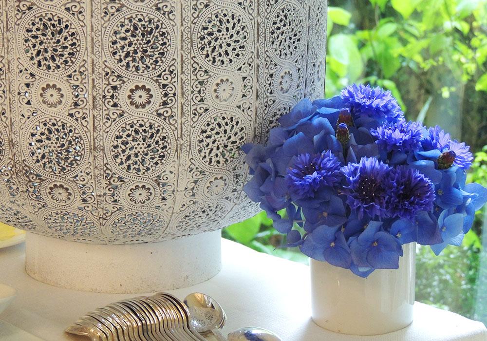 Clip Dove fleurs