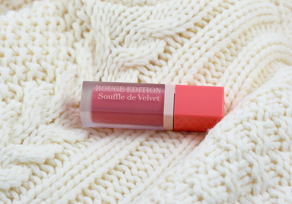 Souffle de Velvet Bourjois Blissfully Yours