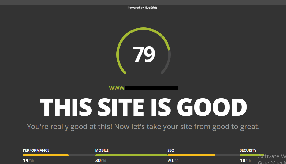 website checker