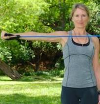 Shoulder exercise 6B