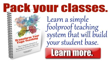 Pack your classes with this system.