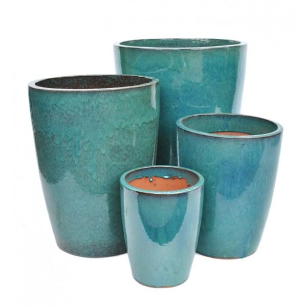Crucible Pot Jade Bliss Garden and Giftware