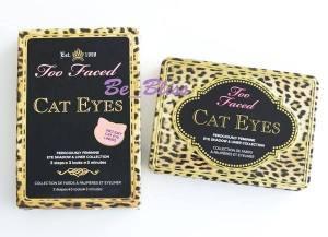 Too Faced Cat Eyes Lidschatten Palette