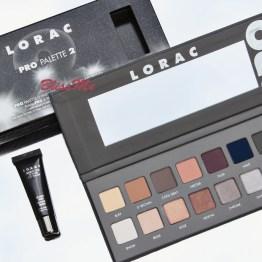 LORAC Pro Palette 2 Eye Shadow / Lidschatten Palette