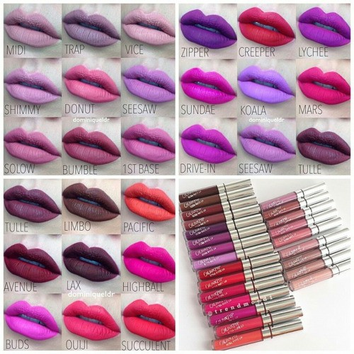 """Colourpop Ultra Matte Liquid Lipstick / Lippentift """"Seesaw"""""""