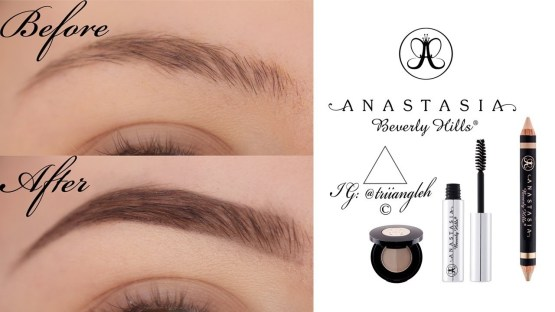 "Anastasia Beverly Hills Brow Duo Powder ""auburn"""
